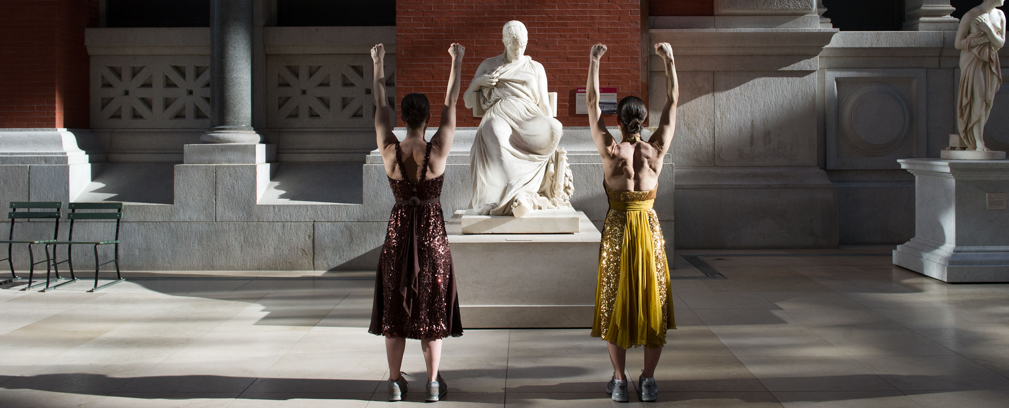 MetLiveArts: The Museum Workout